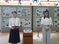 中村彩子先生と竹舛さやか先生